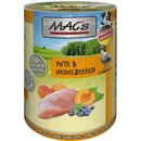 MAC´s Dog Pute & Heidelbeere