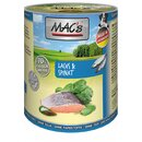 MAC´s Dog Lachs & Spinat