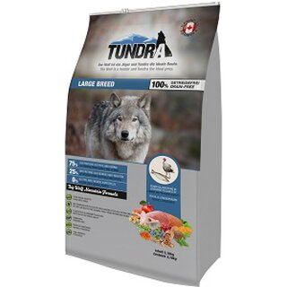 Tundra Large Breed Pute & Hering