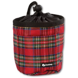 Doxtasy Training Bag / Trainingstasche Tartan Red