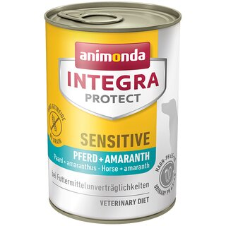 animonda Integra Pferd + Amaranth 400g